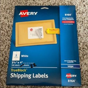 """Other - Avery 8164 Shipping Labels 3 1/3""""x4"""""""